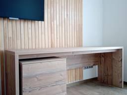 Мебель для офиса на заказ индивидуально.
