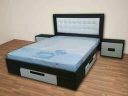 Кровать буковая