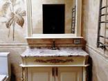 Дизайн и производство мебели для ванной комнаты. - фото 5