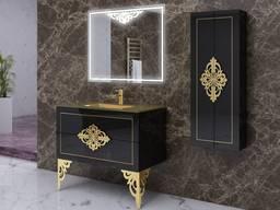 Мебель в ванную тумба раковина