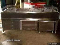 Мебель из нержавейки / Metalloinox