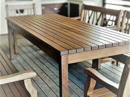 Мебель из ясеня 1500*800, ясенёвая мебель готовая и на заказ