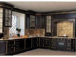 Мебель (кухни, спальни) из натуральной древесины