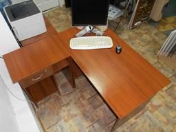Мебель (столы) офисные, б/у