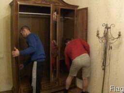 Мебель,техника,пианино.Квартирный переезд Николаев.