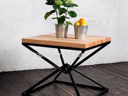 Стол, столєшня, жилізні ноги для столов