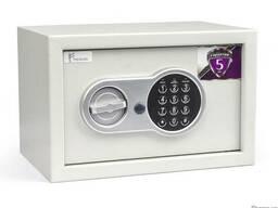 Мебельный сейф Ferocon БС-21Е. 7035. Отправляем наложкой