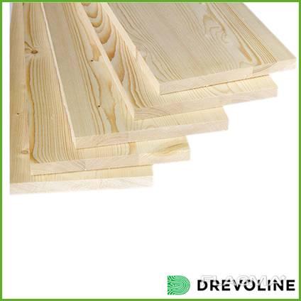 Столярный, мебельны щит сосна, ольха, ясень, дуб, липа и др.