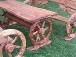Меблі з дерева - фото 1