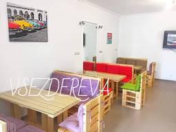 Меблі з піддонів, мебель из поддонов (палет)