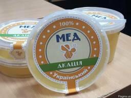 Мед подсолнух для кондитерских от 5 - 20 кг.