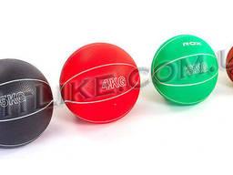 Медбол набивной мяч 1кг, 2кг, 3кг, 4кг, 5кг, 6 для тренировок и фитнеса