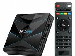 Медиаплеер приставка Android TV Box HK1 Super 3GB/32GB (13949)