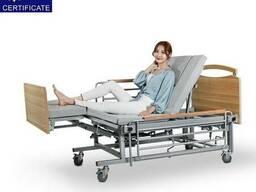 Медицинская кровать с туалетом Е08. Функциональная. ..