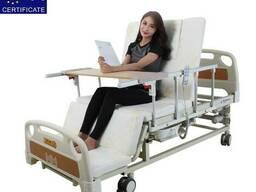 Медицинская кровать с туалетом E20. Электро Кровать. .. .