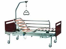 Медицинская кровать Sonata 4/C (4 секции c колесами)