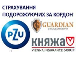 Виза Польшу Чехию Страховка Княжа Гардиан ПЗУ Работа Приглашение