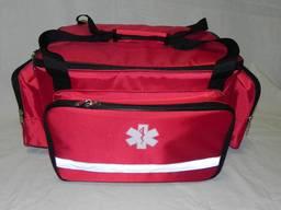 Медицинская сумка – укладка красная