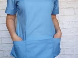 Медицинский костюм 0406, ткань элит-котон