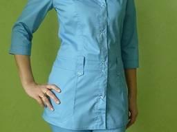Медицинский костюм Николь-2. Ткань: элит-коттон