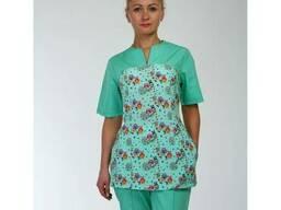 Медицинский костюм яблоко совы
