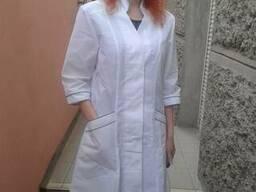 Халат медицинский женский модельный