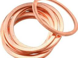 Медное кольцо Almaz Group (прокладочное)