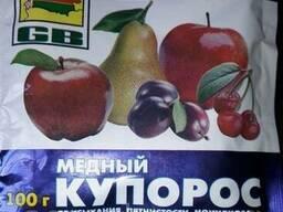 Медный Купорос 100 г.