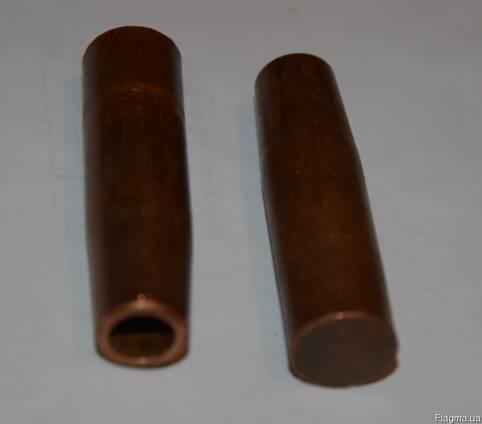 Медные электроды контактной сварки
