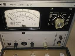 Мегаомметр Е6-17