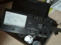 Мегаомметр Ф4102/1-1М. -1 шт