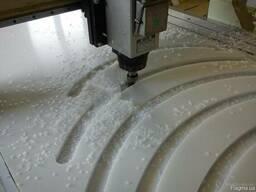Механическая обработка пластика, полиамид, фторопласт
