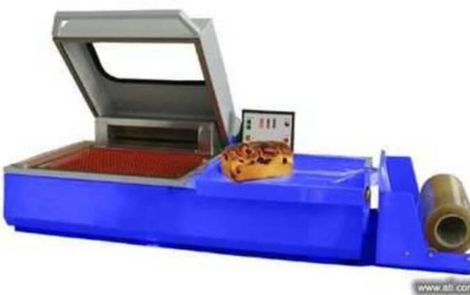Механическая термоусадочная упаковочная машина Мини-Пак