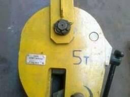 Механические захваты клещевого типа Цена Дешево Фото 3ВПФ305