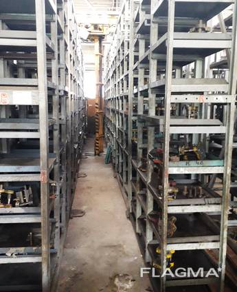 Механизированный склад в комплекте
