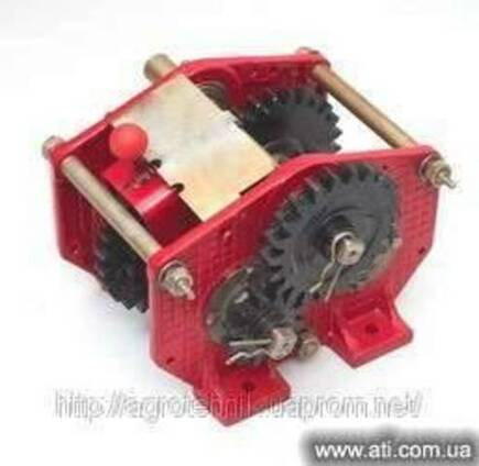 Механизм передач сеялки СЗ-5.4; 3.6