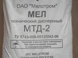 Мел МТД-2 строительный, 30кг (міш)