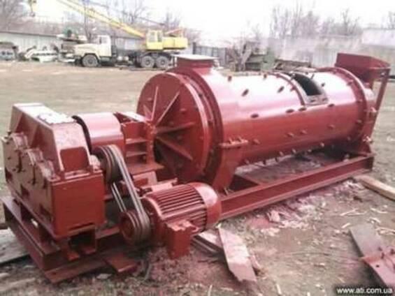 Мельница шаровая СМ-6008