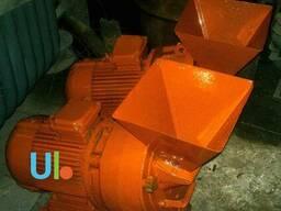 Мелотерка СО-124-А для помола природного комового мела