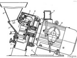 Мелотерка СО-124, СО-124 А. Краскотерка СО-110, СО-116.
