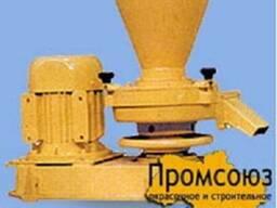 Мелотерка СО-124А. Жернова к мелотерке.