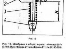 Мембрана Финиш 207 и Финиш 211