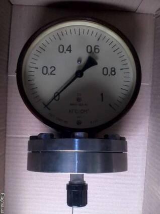 Мембранные коррозионностойкие манометры ММП-160Кс