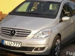 Mercedes-Benz B-CLASS W245 разборка б\у шрот Мерседес w245