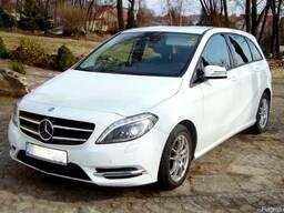 Mercedes-Benz B-CLASS W246 запчастини б/у разборка Мерседес