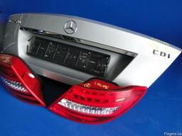 Mercedes-Benz W204 2008-2014 Coupe Крышка багажника б\у