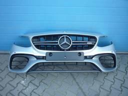 Mercedes w213 amg 63 s бампер przod передний