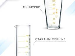 Мерный стакан для спиртных напитков 100, 150, 200 мл