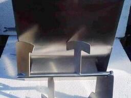 Мешалка фарша лопастная настольная на 12 литров, ручная, новая