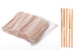 Мешалки деревянные 14 см Эко